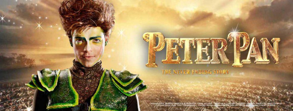 Peter Pan : The Never Ending Story in Abu Dhabi 2016 - Coming Soon in UAE, comingsoon.ae