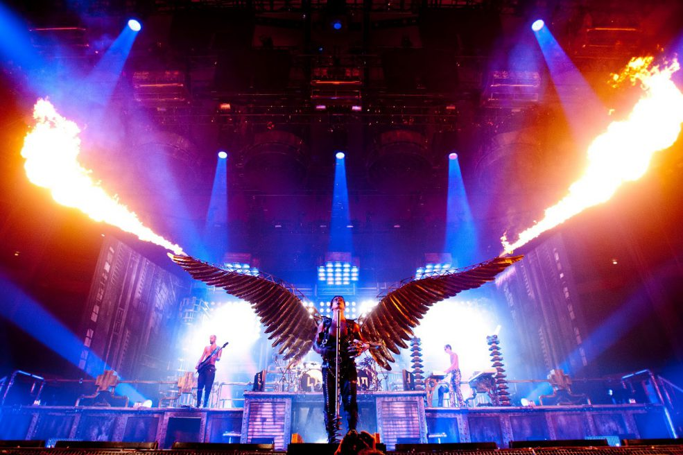 Heavy Metal Titans Rammstein in Abu Dhabi - Coming Soon in UAE, comingsoon.ae
