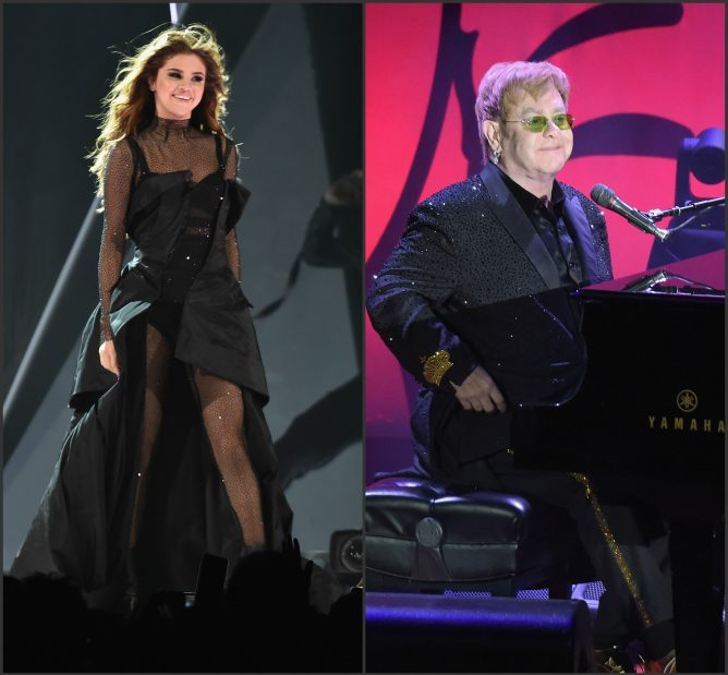 Selena Gomez, Elton John and Major Lazer in Dubai - Coming Soon in UAE, comingsoon.ae