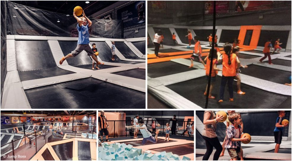 Bounce & Play at Jump Boxx in Dubai - Coming Soon in UAE, comingsoon.ae