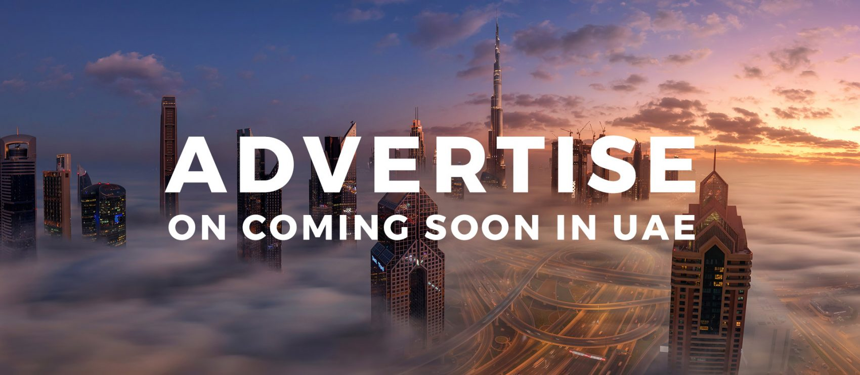 Advertise in UAE