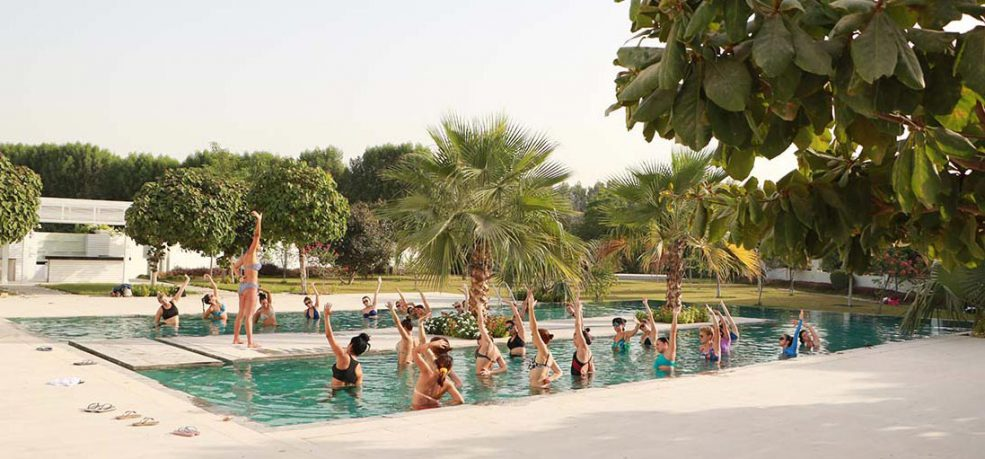 Aqua Yoga at Al Barari - Coming Soon in UAE, comingsoon.ae