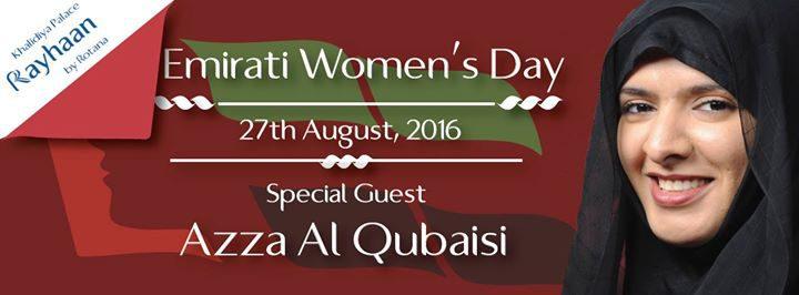 Emirati Woman's Day in Abu Dhabi - Coming Soon in UAE, comingsoon.ae