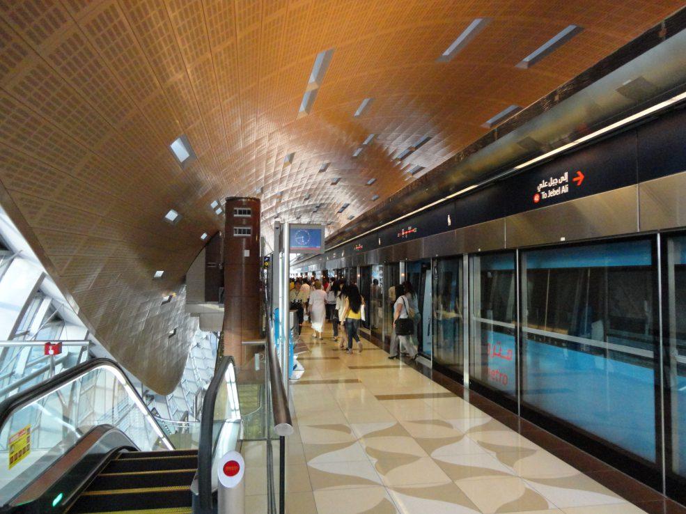 New Link Opens Between Dubai's Ibn Battuta Mall and Metro Station - Coming Soon in UAE, comingsoon.ae
