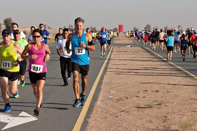 Dubai Desert Road Run 2016 - Coming Soon in UAE, comingsoon.ae