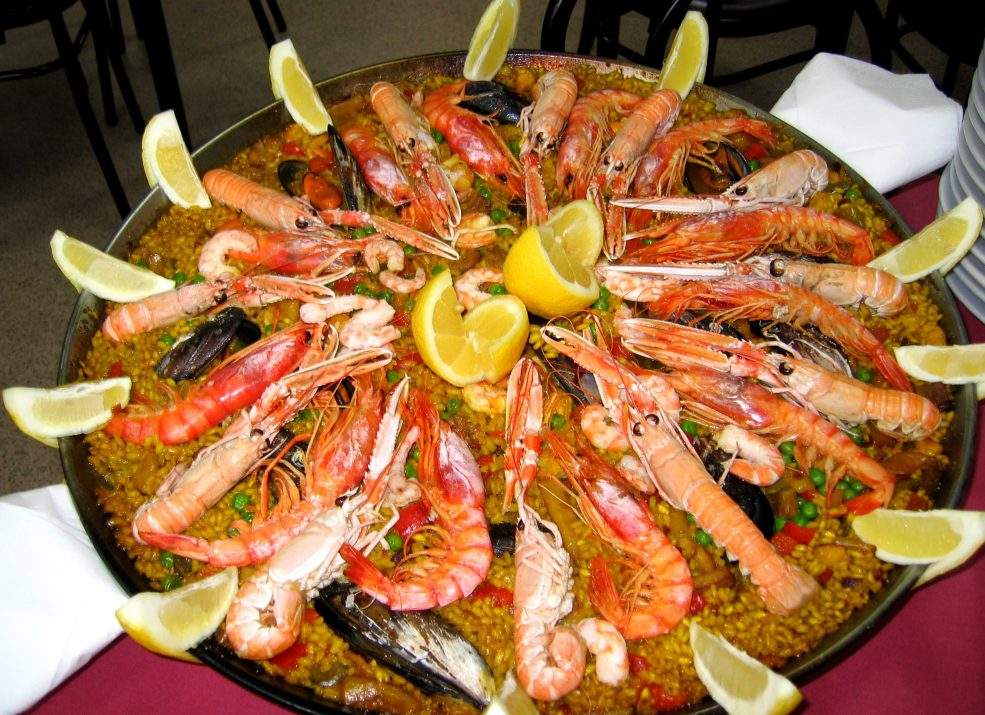 Paella Fiesta at Souk Al Bahar - Coming Soon in UAE, comingsoon.ae