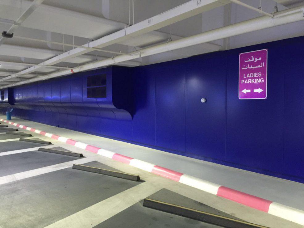 Women-only Parking Spots in Abu Dhabi - Coming Soon in UAE, comingsoon.ae
