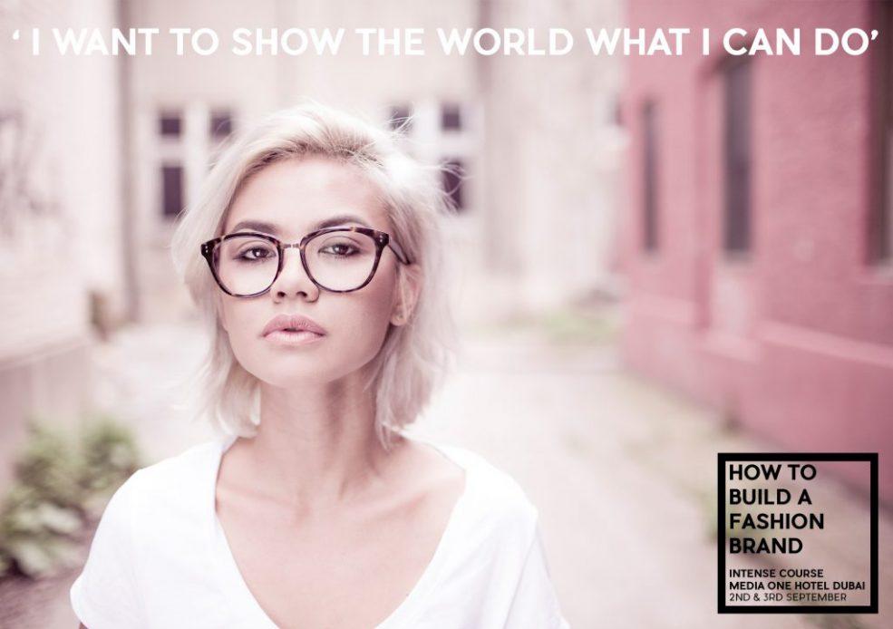 Fashion Label Workshop with Deborah Henning in Dubai - Coming Soon in UAE, comingsoon.ae