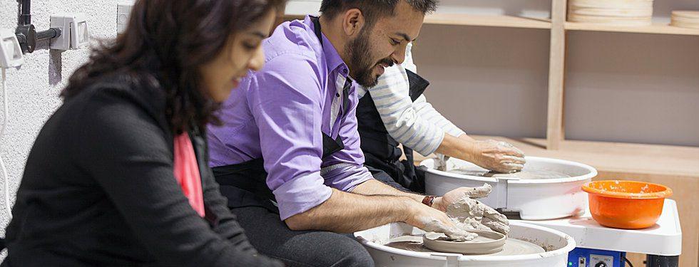 Pottery Weekend :Beginners Workshop in Dubai - Coming Soon in UAE, comingsoon.ae