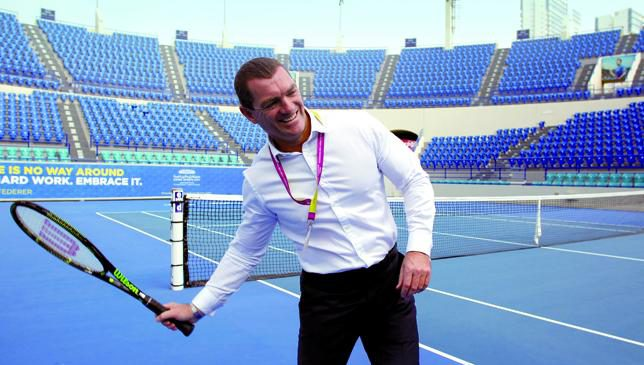 Tennis and Ice Skating Academies to Start at Zayed Sports City, Abu Dhabi - Coming Soon in UAE, comingsoon.ae