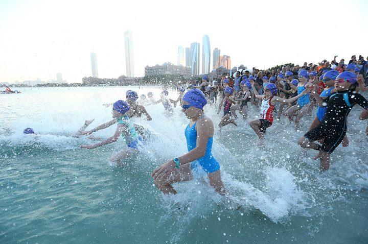 Junior Aquathlon – Race 1 in Abu Dhabi - Coming Soon in UAE, comingsoon.ae