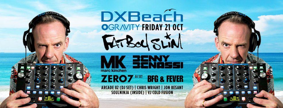 DXBeach feat. DJ FATBOY SLIM, BENNY BENASSI and MK in Dubai - Coming Soon in UAE, comingsoon.ae