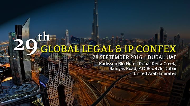 29th Global LEGAL & IP Confex in Dubai - Coming Soon in UAE, comingsoon.ae