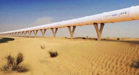 Hyperloop in Dubai - comingsoon.ae
