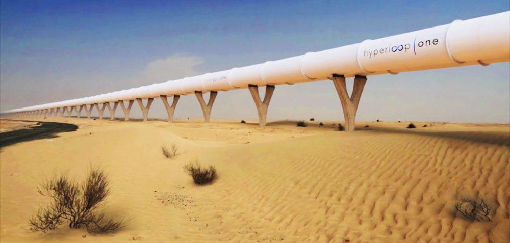 Hyperloop in Dubai - Coming Soon in UAE, comingsoon.ae