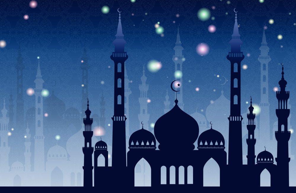 Мусульманский открытки, смешными