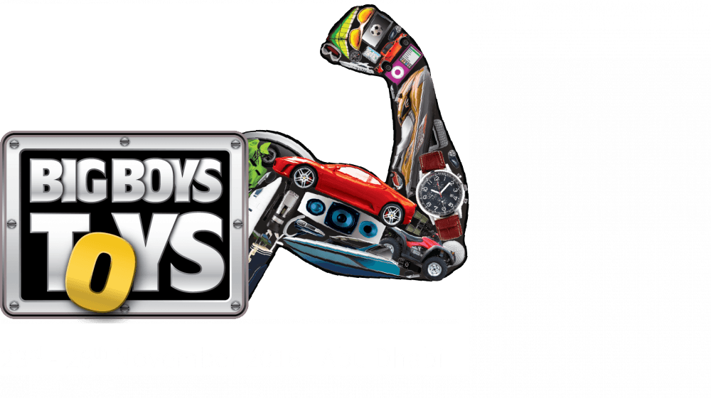 Big Boys Toys : Big boys toys in abu dhabi coming soon uae