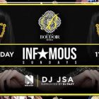 Infamous Sundays at Boudoir club, Dubai