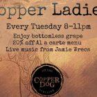Copper Ladies Night at Copper Dog, Dubai