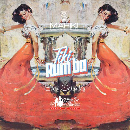 Tiki Rum-Ba