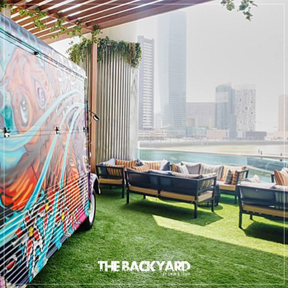 The Backyard, Dubai In Dubai