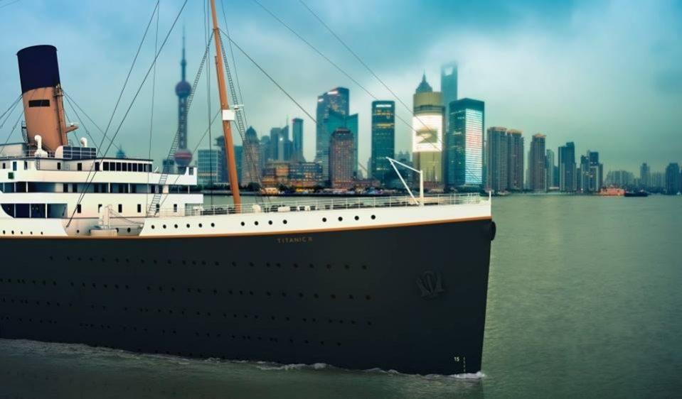 Titanic II will arrive to Dubai - Coming Soon in UAE, comingsoon.ae