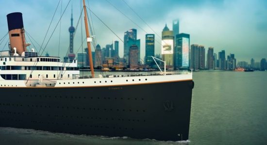 Titanic II will arrive to Dubai - comingsoon.ae