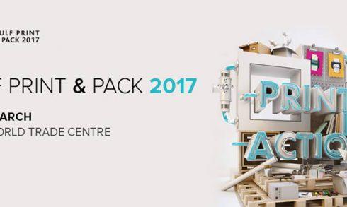 Gulf Print & Pack 2017 in Dubai - Coming Soon in UAE, comingsoon.ae
