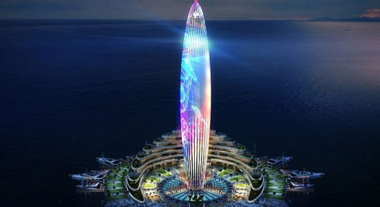 Megaproject Dubai Harbour - comingsoon.ae