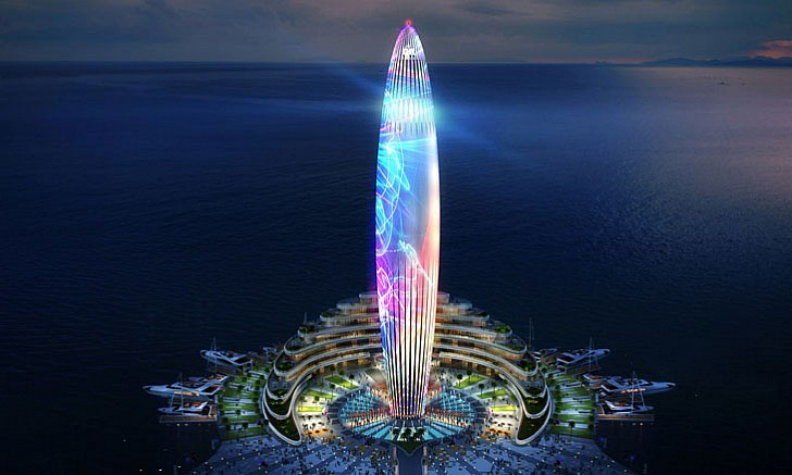 Megaproject Dubai Harbour - Coming Soon in UAE, comingsoon.ae