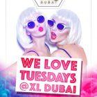 We Love Tuesdays at XL Club, Dubai