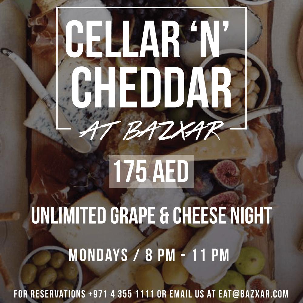 Cellar 'N' Cheddar