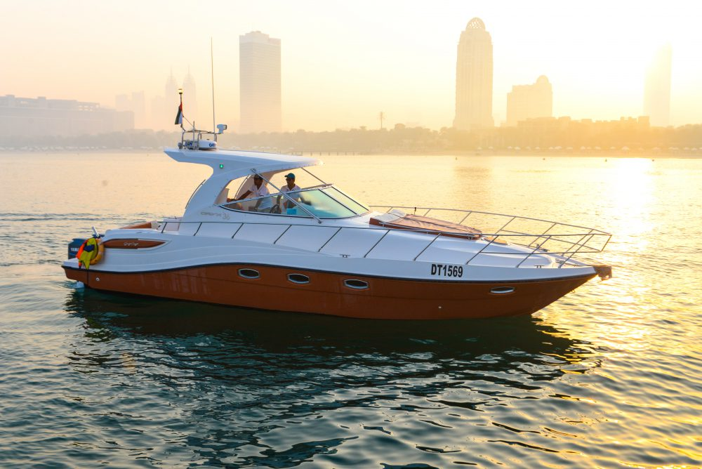 Special Offer - Exclusive Yachts offer from Yzer Yachts up to 10 guests - Coming Soon in UAE