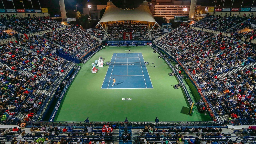 Dubai Duty Free Tennis Championships 2017 In Coming Soon In Uae