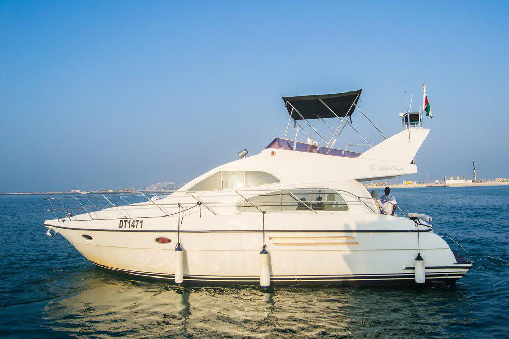 Special Offer - Exclusive Yachts offer from Yzer Yachts up to 15 guests - Coming Soon in UAE