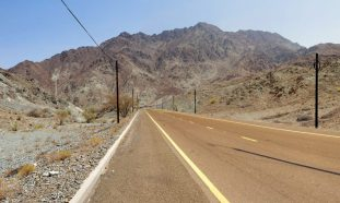 New road from UAE to Oman will be opened by next year - Coming Soon in UAE, comingsoon.ae