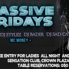 MASSIVE FRIDAYS at Sensation, Dubai