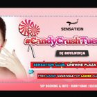 CANDY CRUSH TUESDAY`S at Sensation, Dubai
