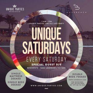 Unique Saturdays