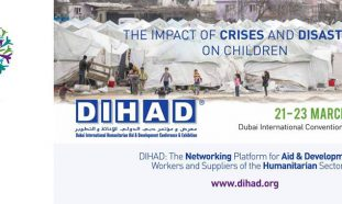 Dubai International Humanitarian Aid & Development Conference & Exhibition (DIHAD) 2017 - Coming Soon in UAE, comingsoon.ae