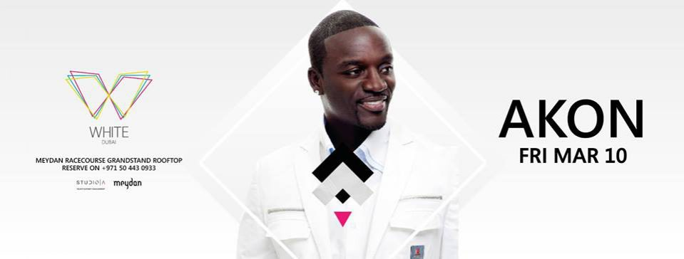 AKON in Dubai - Coming Soon in UAE, comingsoon.ae