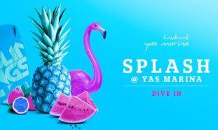 Splash @ Yas Marina - Coming Soon in UAE, comingsoon.ae