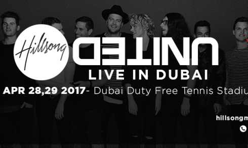 HILLSONG United Live in Dubai - Coming Soon in UAE, comingsoon.ae