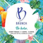 B BRUNCH at Bab Al Bahr, Ajman