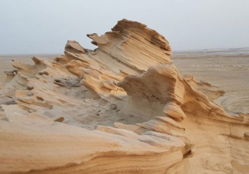 Fossil Dunes Al Wathba, Abu Dhabi