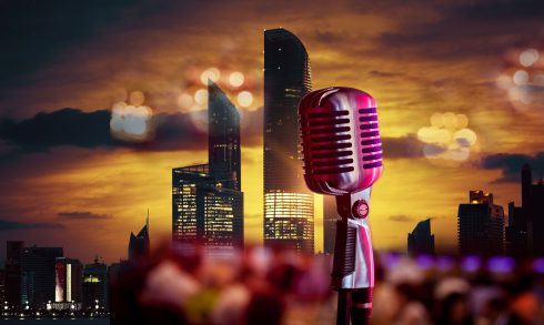 Rooftop Rhythms #48 – Open Mic in Abu Dhabi - Coming Soon in UAE, comingsoon.ae