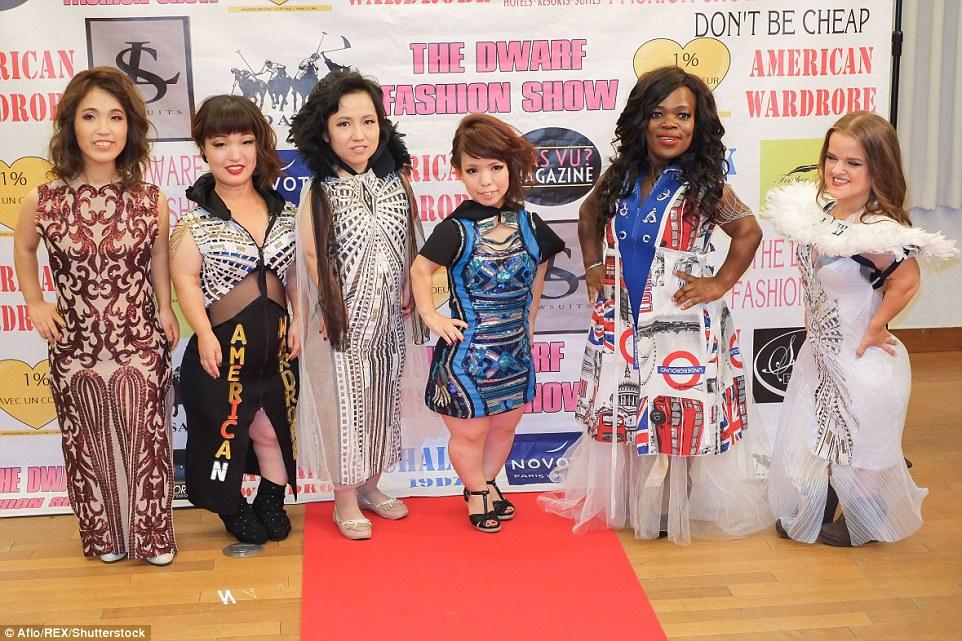 midget dwarf girls