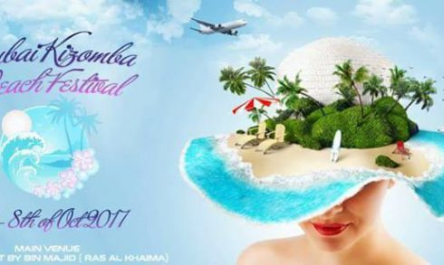 Dubai Kizomba Beach Festival - Coming Soon in UAE, comingsoon.ae