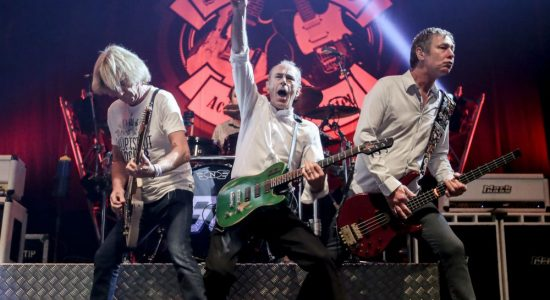 Rock`n Roll with Status Quo in Dubai - comingsoon.ae