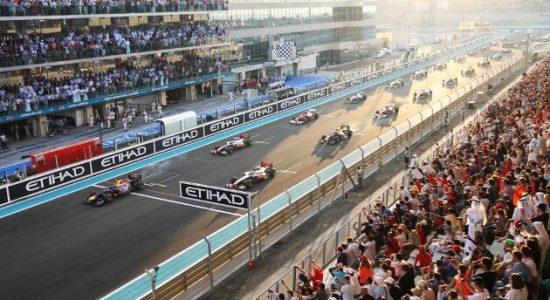 Abu Dhabi Grand Prix 2017 - comingsoon.ae